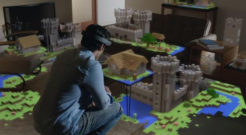 Microsoft HoloLens :: realidade aumentada elevada à décimapotência